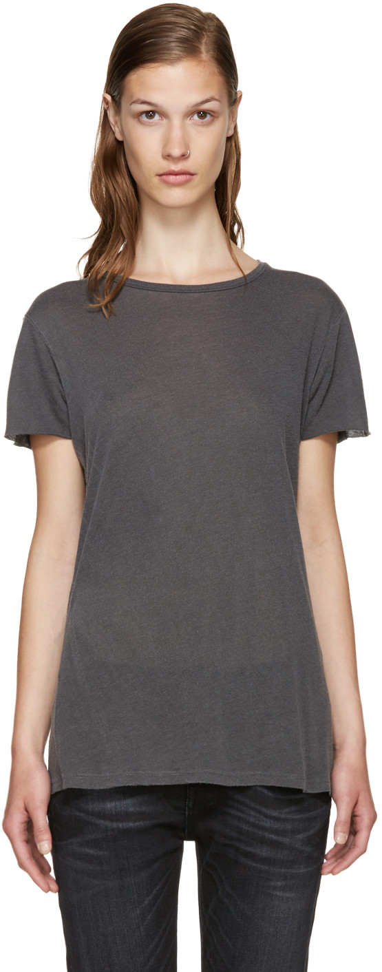 Short Sleeve T-Shirt in Black