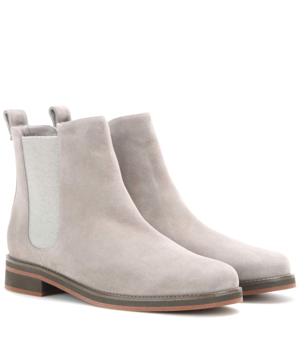 Loro Piana Suede Chelsea Boots best place sale online sale enjoy get authentic for sale discount latest 100% guaranteed online DWhF2X