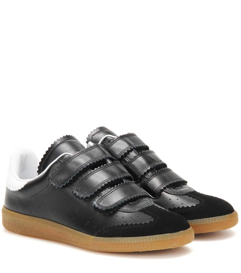 Isabel Marant Étoile Étoile Beth Sneakers - Black, Llack