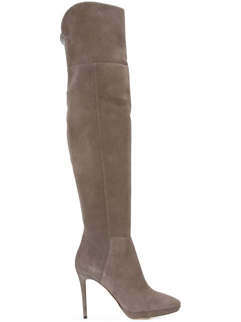 JIMMY CHOO 'Hayley 100' Boots
