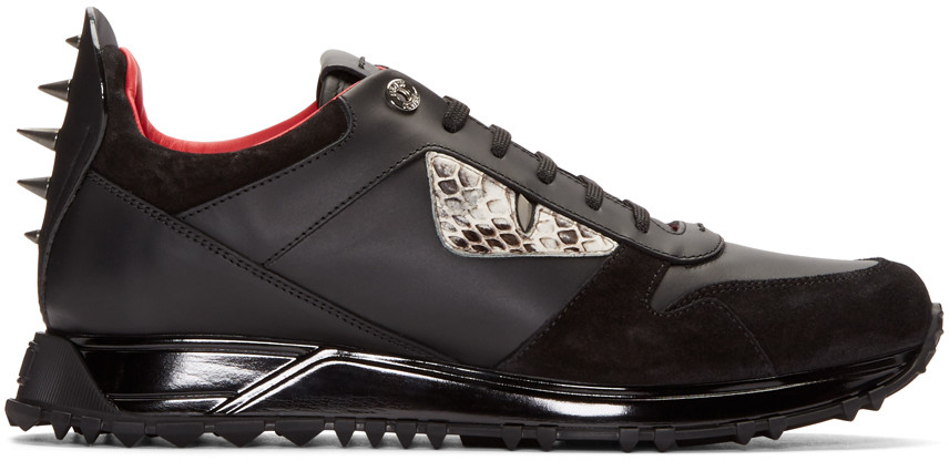 Sneaker Yeux Noirs Fendi umAGvMB0cd