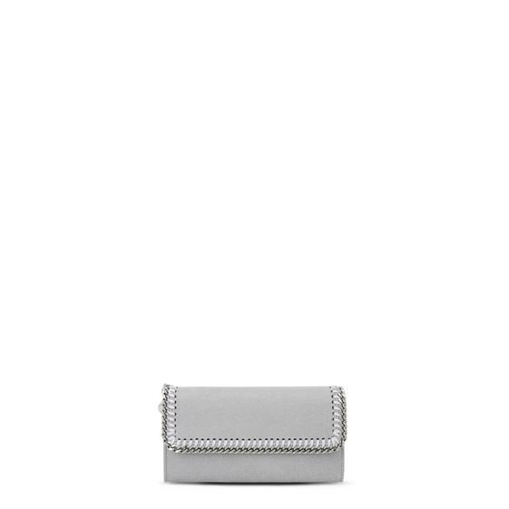 Stella Mccartney Wallets & Purses in Light Gray
