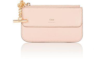 chlo joe textured leather cardholder - Chloe Card Holder