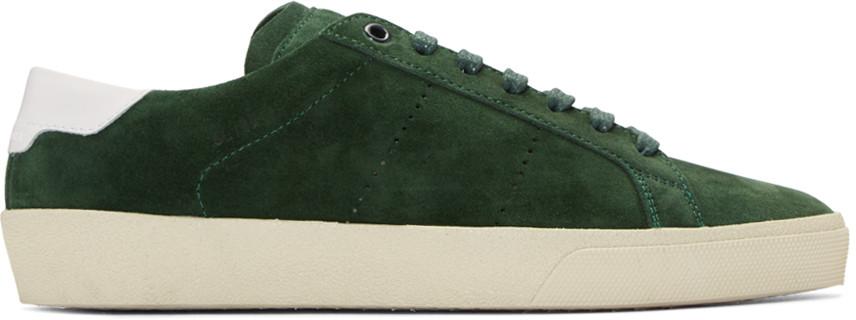 Court Classic sneakers - Green Saint Laurent DPRWIM