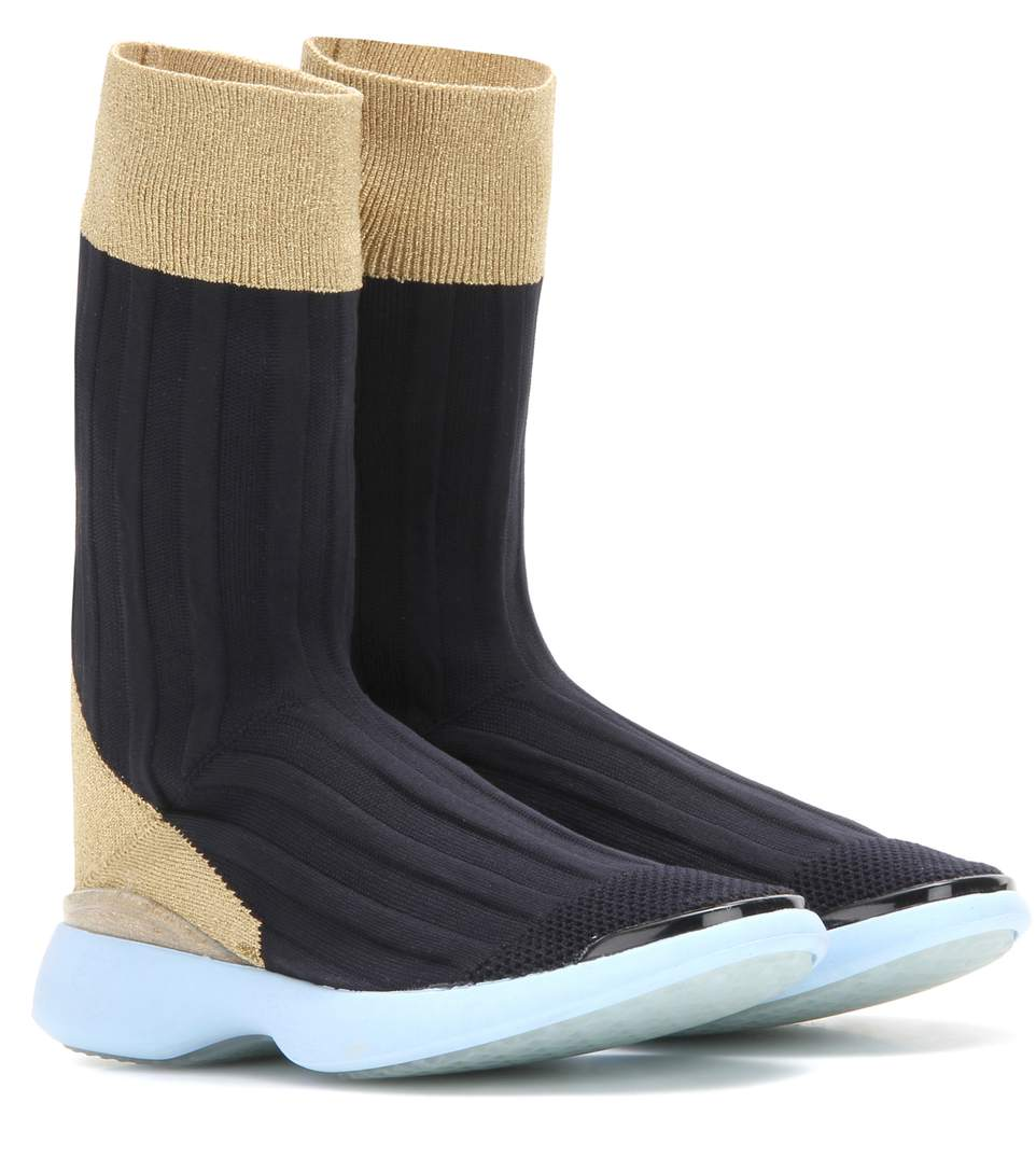 Acne Studios Acne Batilda Knit Boots Geniue Stockist For Sale Cheap Sale For Nice Discount Eastbay Free Shipping Manchester Great Sale Cheap Sale 2018 9NpP3