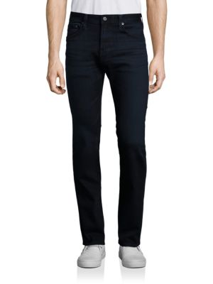 AG Matchbox Slim Straight Jeans in 2 Years Abacus
