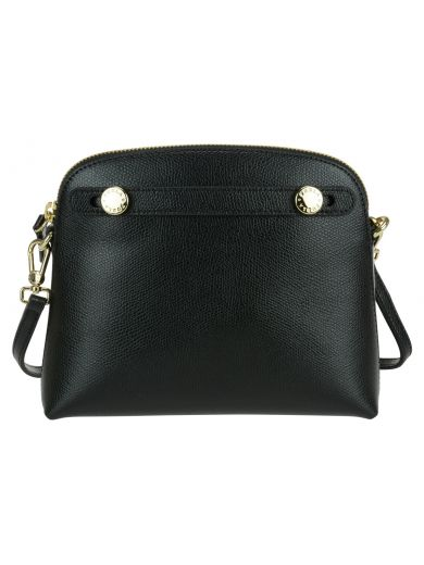 Furla Borsa Piper Mini Crossbody In Onyx  c1c333ae9db