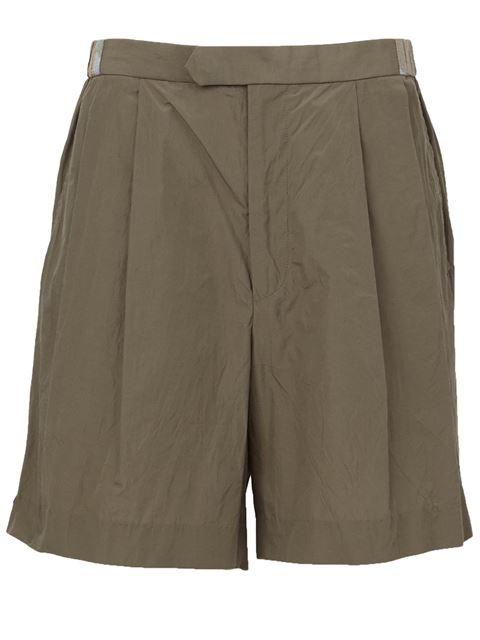 KOLOR Shorts & Bermuda in Green