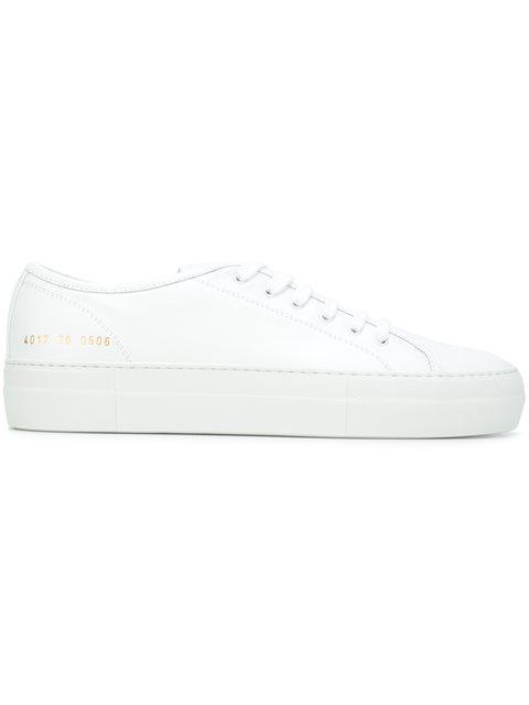 White Original Achilles Low Premium Sneakers