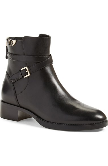 8556fa949b032 Tory Burch Embellished Leather Ankle Boots Outlet Store Sale Online From  China Cheap Sale New Arrival