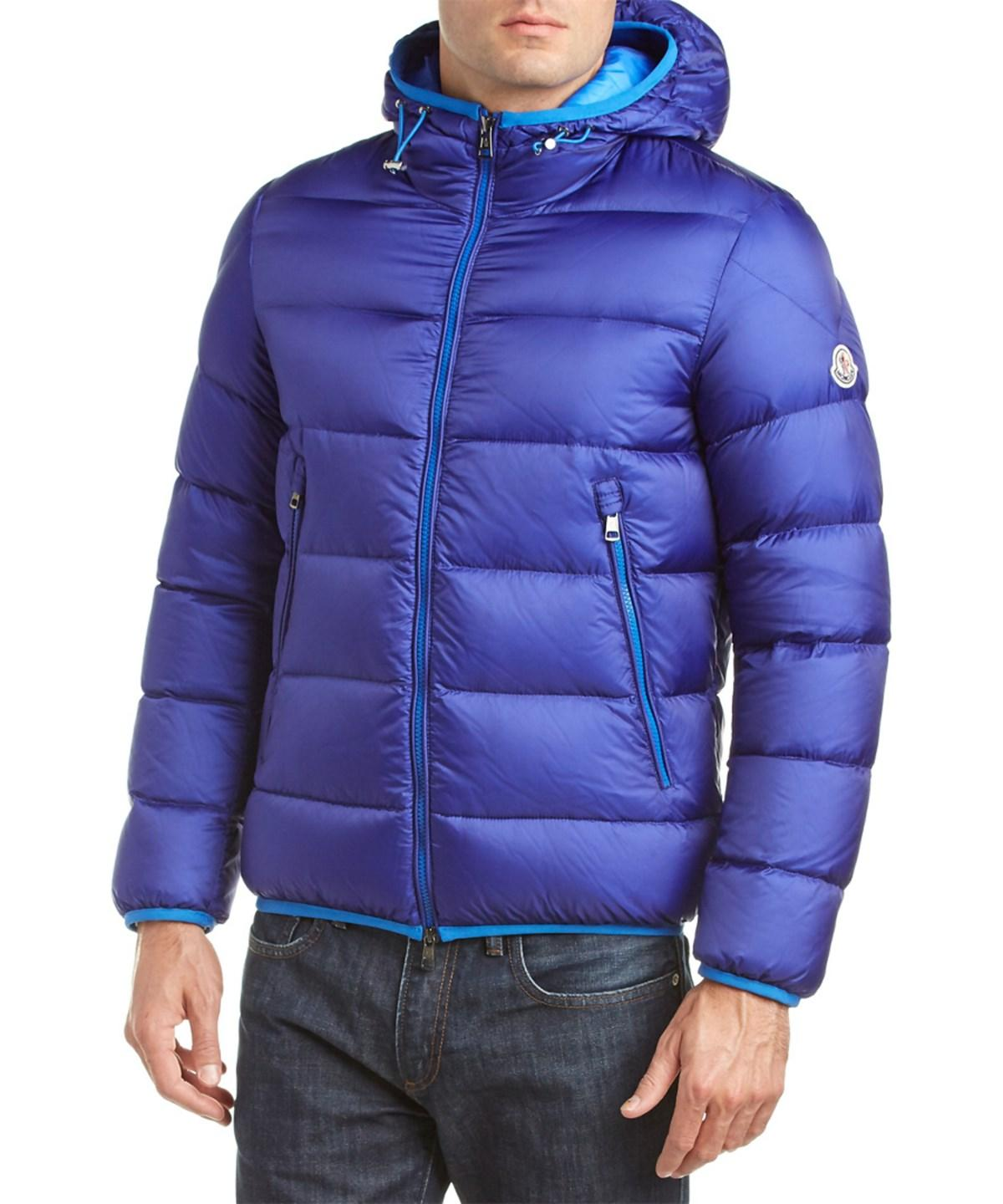MONCLER Down Chauvon Jacket', Multi