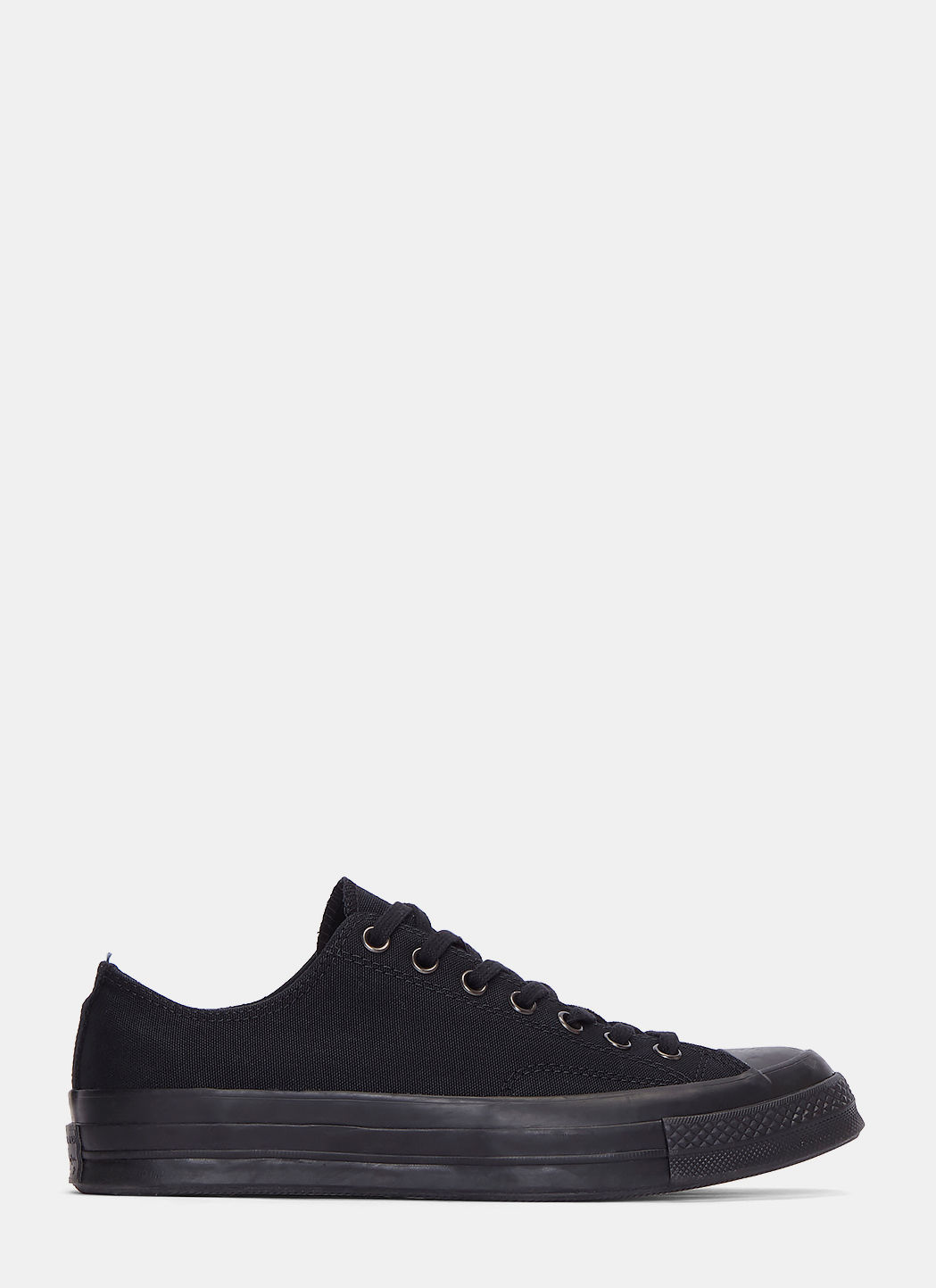 Women'S Chuck Taylor 1970S All Star Low-Top Sneakers In Black in Black Monochrome