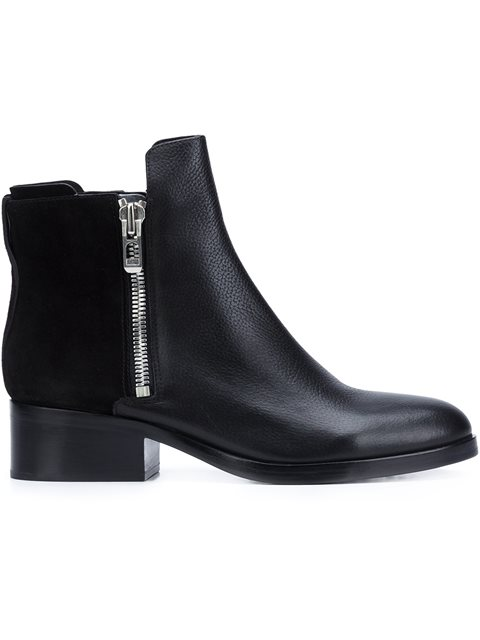 Alexa Ankle Boot in Black