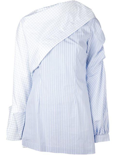 JACQUEMUS 'La Chemise Cape' Shirt