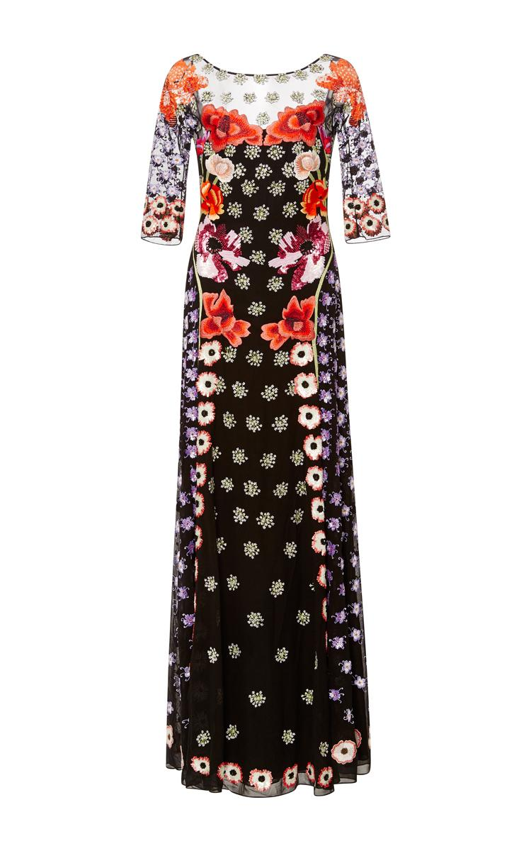 fe4fc398619c TEMPERLEY LONDON LONG SYLVIE DRESS   ModeSens