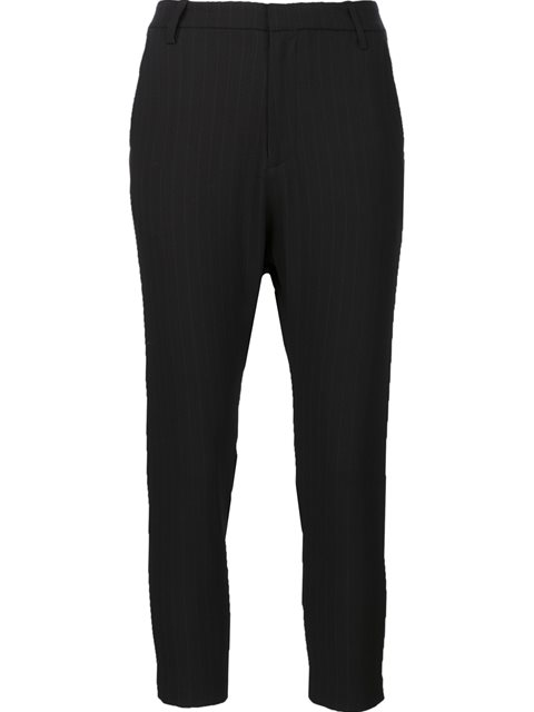 Nahla Slim Trousers - Black Size 4