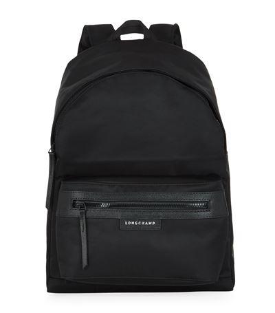 'Le Pliage Neo' Nylon Backpack - Black