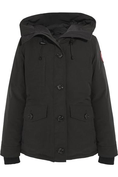 Black Down Black Label Rideau Coat