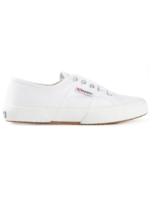 2750 Cotu Classic Leather Sneaker, White