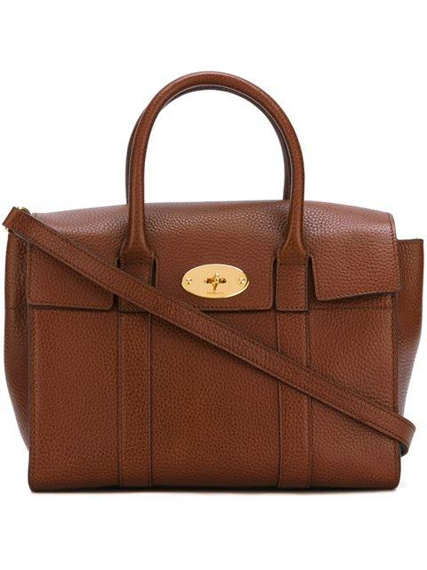Small Bayswater Bag in Brown
