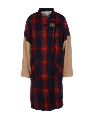 BAND OF OUTSIDERS Coat in Red