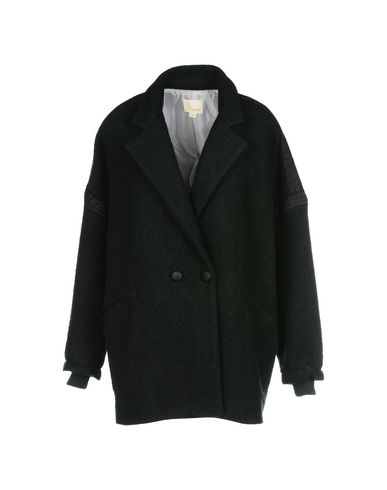 BAND OF OUTSIDERS Jacket in Dark Green