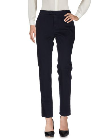BAND OF OUTSIDERS Casual Pants in Dark Blue