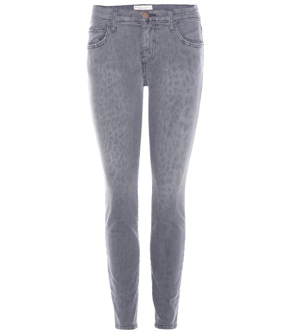 The Stiletto Jeans in Grey