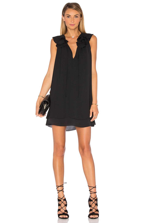 AMANDA UPRICHARD Belle Dress, Black | ModeSens