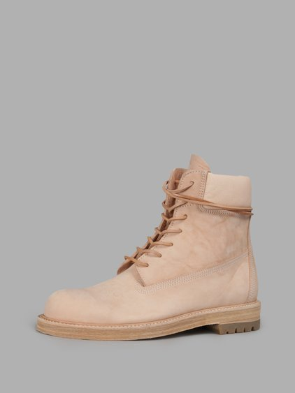 HENDER SCHEME Manual Industrial Products 14 Boots in Neutrals