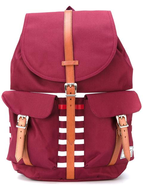 HERSCHEL SUPPLY CO. Colour Block Striped Backpack