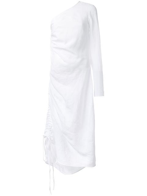GEORGIA ALICE 'Snake' Dress in White