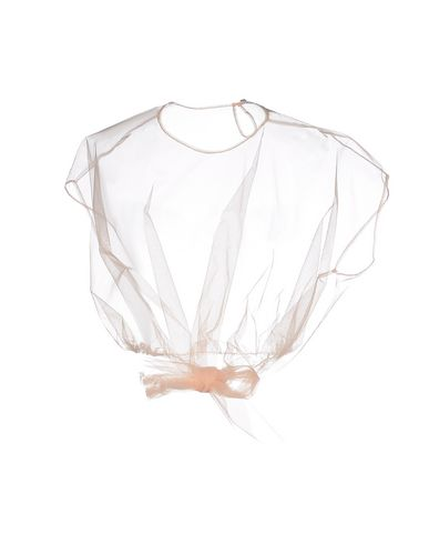 Msgm Blouse In Skin Color