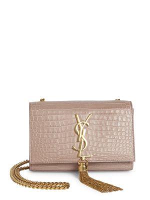 Saint Laurent Small Kate chain and tassel bag Jpuge5L