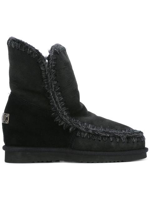 Int Eskimo Boots, Black