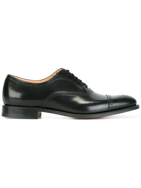 CHURCH'S Brogue Shoes Shoes Men Churchs, Black