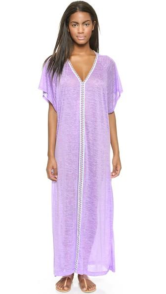 PITUSA Abaya Maxi Dress in Lavender