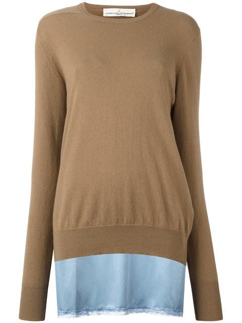 Golden Goose Deluxe Brand Cashmere Madeleine Jumper - Brown