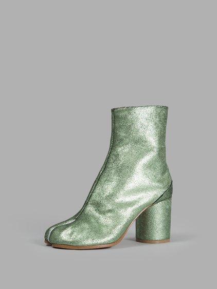 Tabi ankle boots - Metallic Maison Martin Margiela oHL5pmB