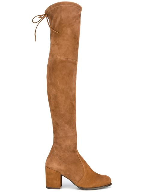 Tieland Cuissard Boots, Brown