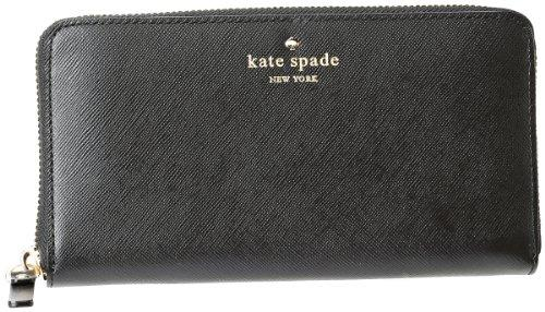 'Cameron Street - Lacey' Leather Wallet, Black