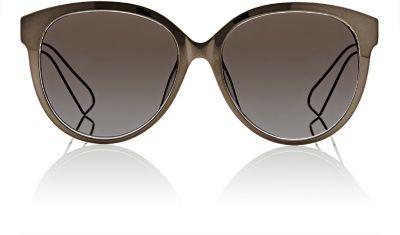 Ama 2 Sunglasses, Gray / Brown