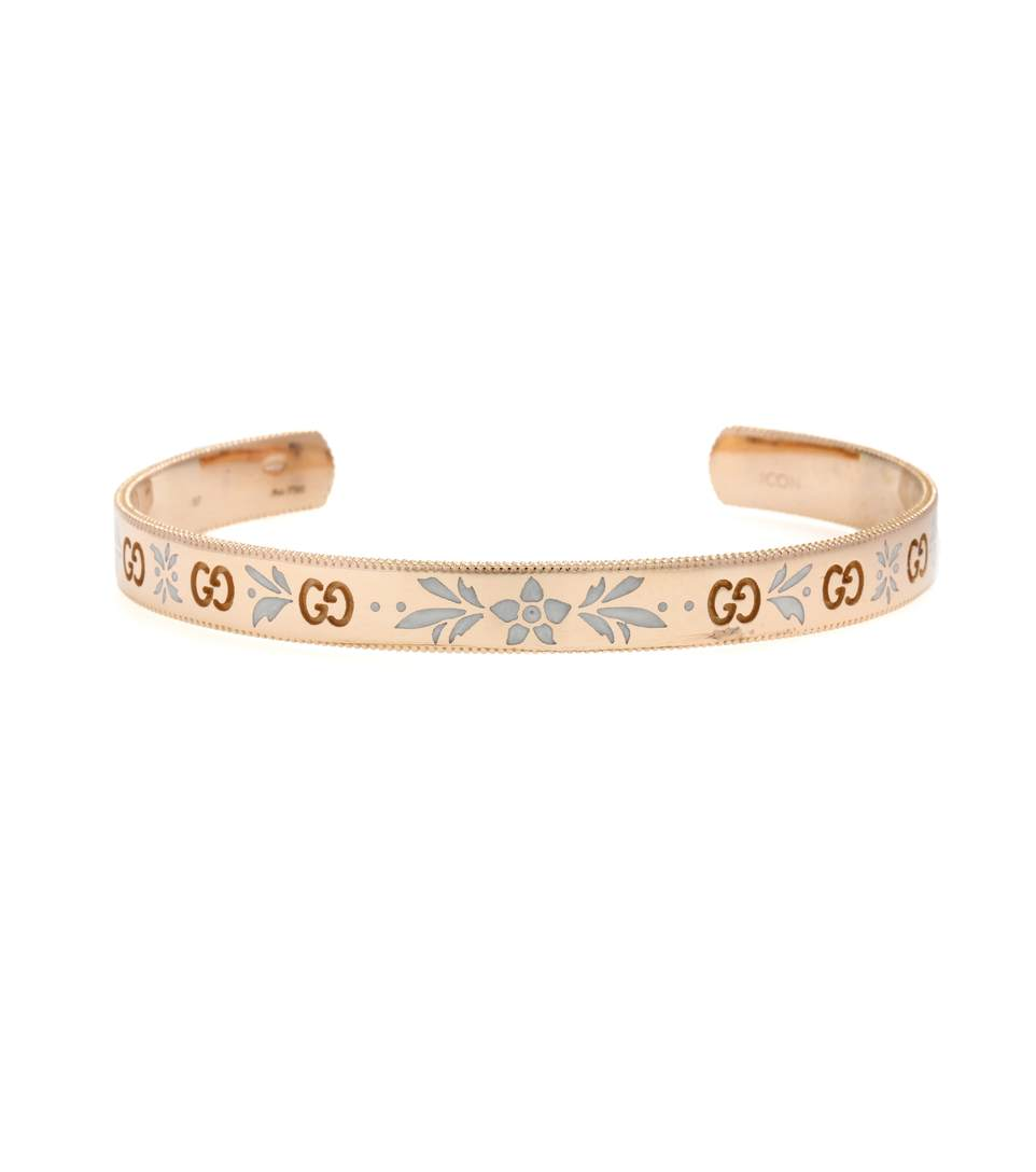 Icon bracelet in yellow gold Gucci AOu2MsHcLm