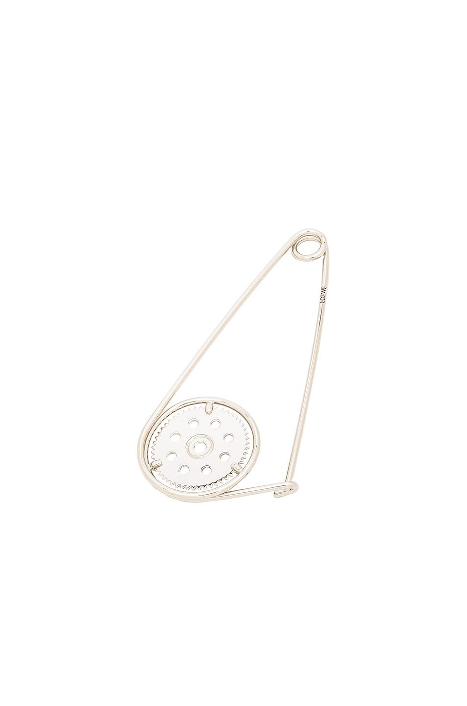 Loewe Meccano Pin in Metallics Fi7UA
