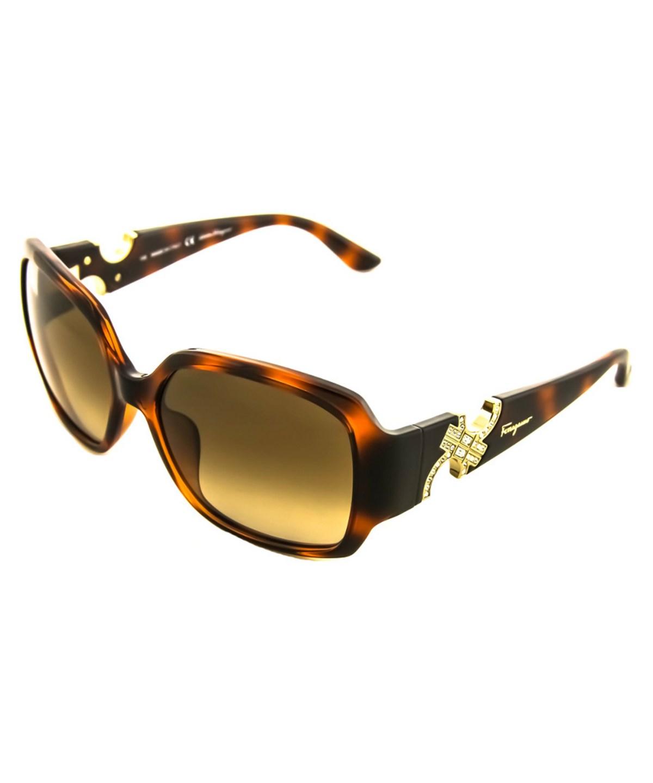 37ae102817 Salvatore Ferragamo Women  39 S Sf642S Sunglasses  In 214