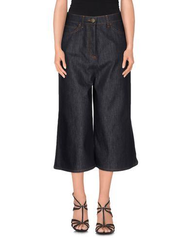 High-Rise Wide-Leg Wool And Silk-Blend Culottes, Black