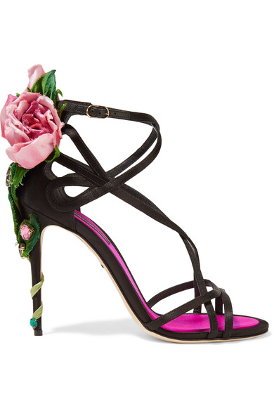 Dolce & Gabbana Satin Cross-Strap Sandals Sale Visit New Discount Newest Cheap Sale Reliable Fast Express Buy Cheap Inexpensive zdVfPki3XR