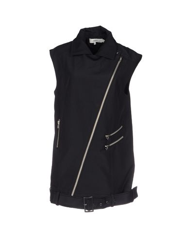 CAMEO Full-Length Jacket in Black