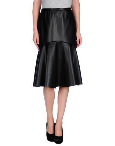 LOVER Midi Skirts in Black