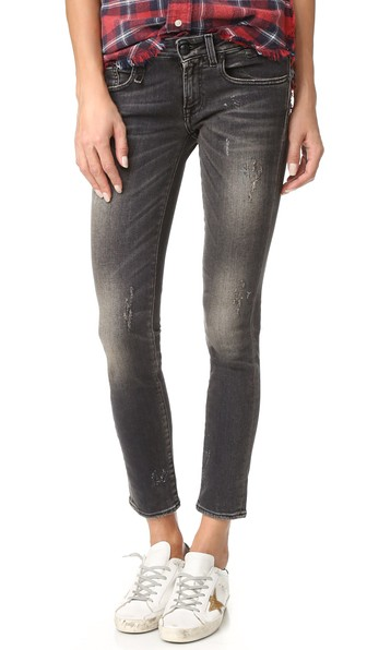 The Kate Skinny Jeans, Orion Black
